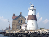 Executioners Lighthouse, Long Island Sound