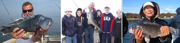 Long Island Sound Fishing Charter